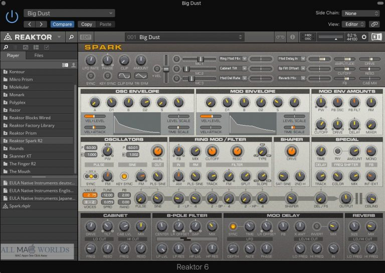 Native-Instruments-Komplete-12-Ultimate-Collectors-Edition-v1.06-for-Mac-Free-Download