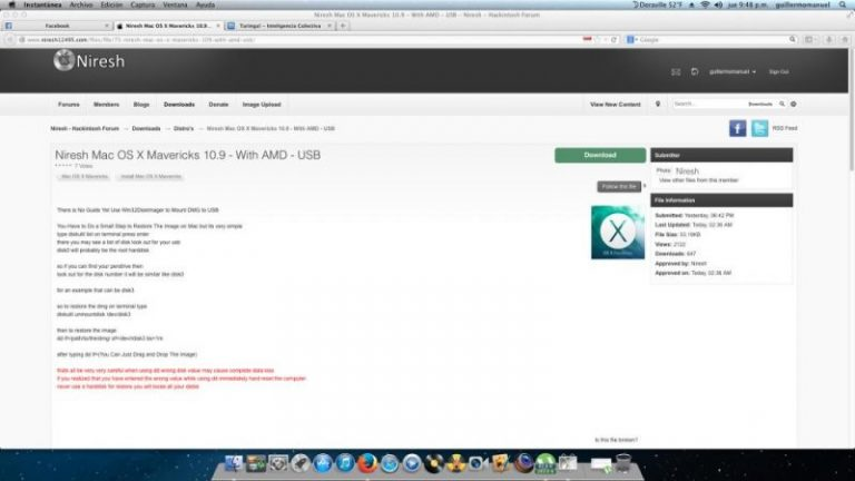 Nerish-Mac-OSX-Mavericks-10.9.0-Direct-Link-Download-768x432