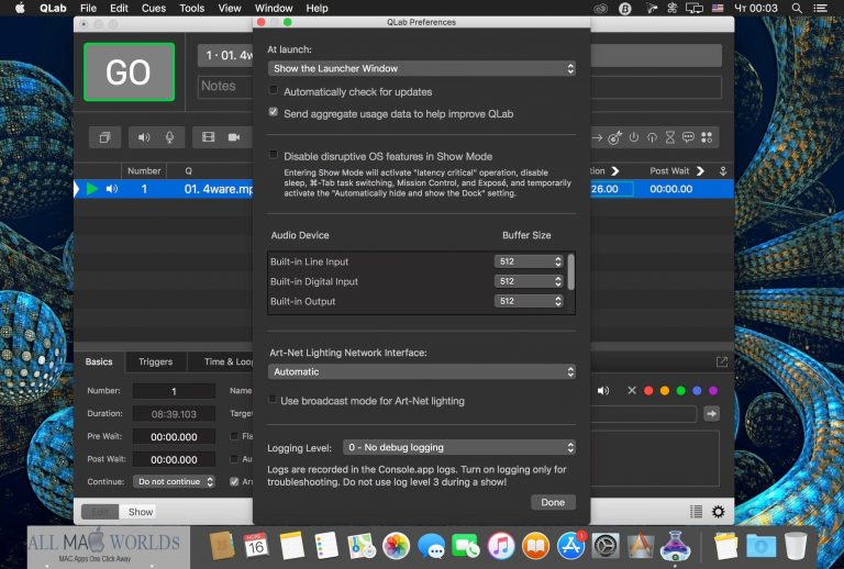 QLab-Pro-4-for-Mac-Free-Download