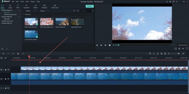 Video-Adjusments-And-Timeline
