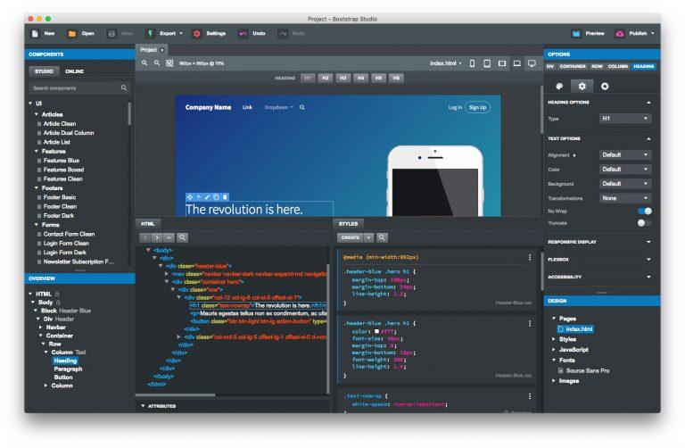 Bootstrap-Studio-5.5.6-macOS-Full-Version-768x502