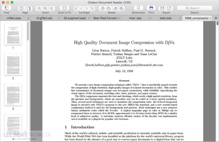 Cisdem-Document-Reader-5-Free-Download
