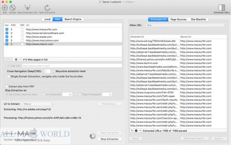 URL-Extractor-4-for-Mac-Free-Download