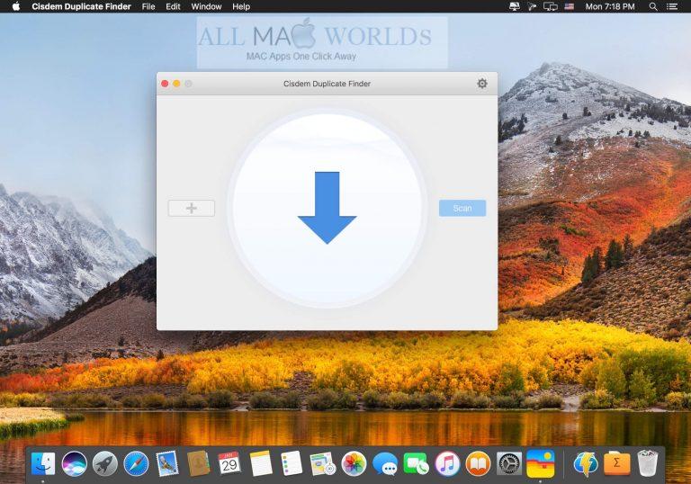 Cisdem-Duplicate-Finder-5-Free-Download-for-Mac