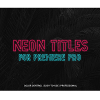 Download-VideoHive-Neon-Lights-Titles-4K-
