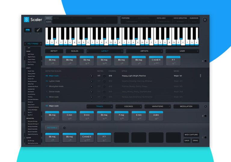 Plugin-Boutique-Scaler-2021-macOS-Offline-Installer