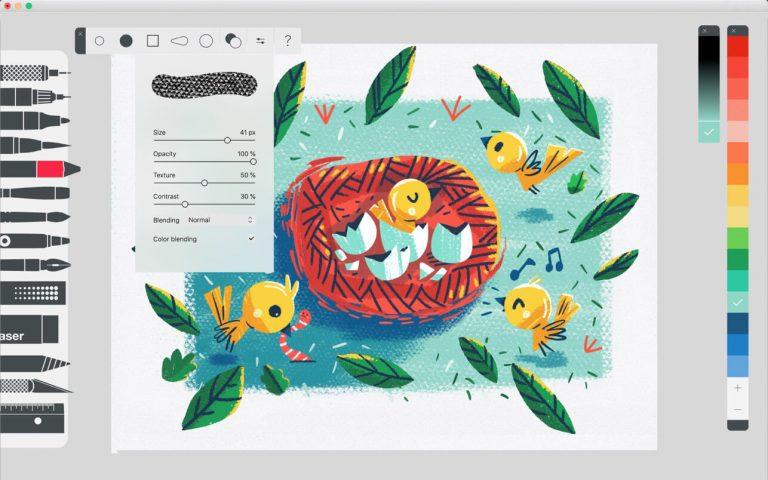 Tayasui-Sketches-Pro-Free-Download-768x480