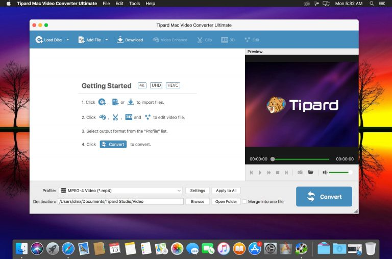 Tipard-Mac-Video-Converter-Ultimate-10-Free-Download-768x507