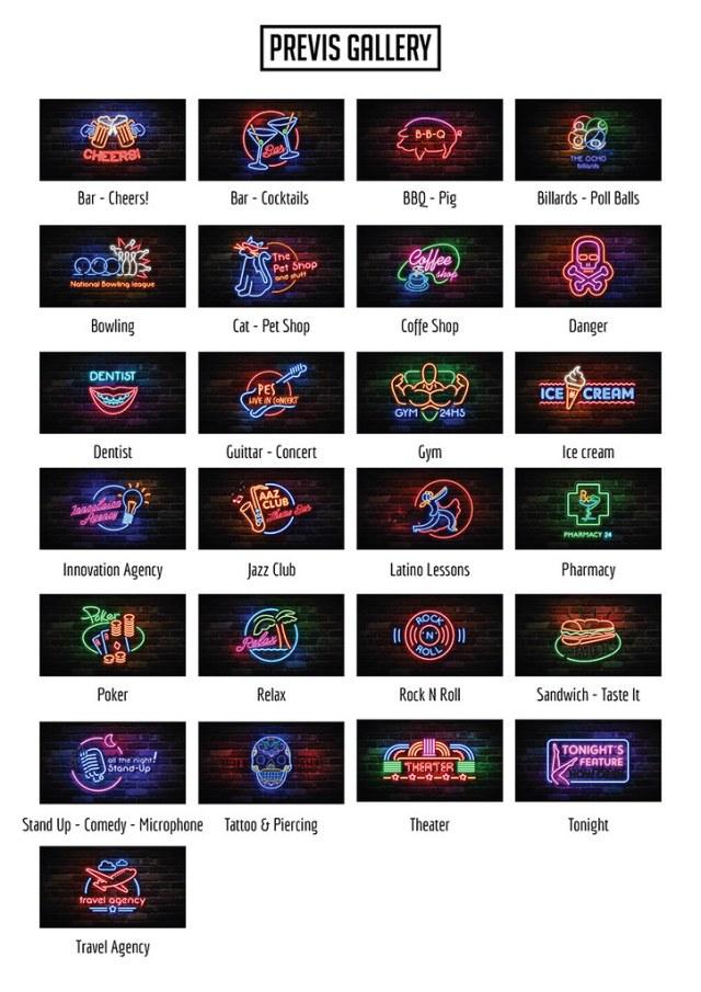 Videohive-Easy-Neon-Lights-Maker-Full-Version-Download