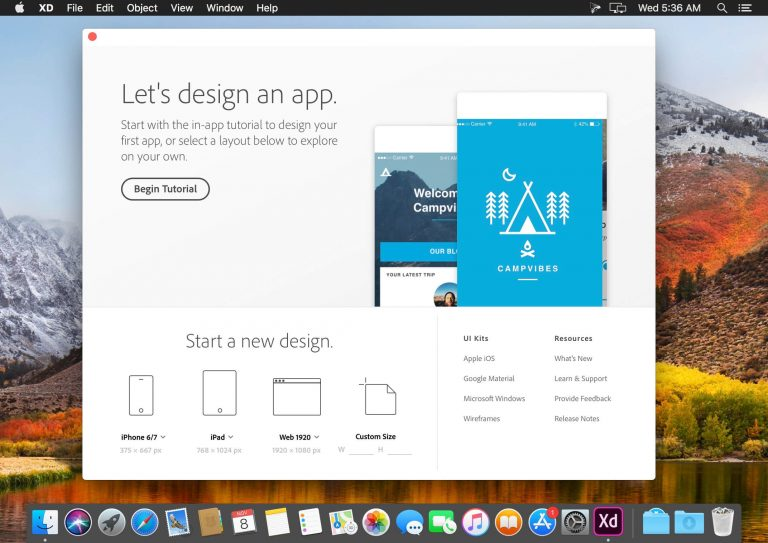 Adobe-XD-39-for-Mac-Free-Download