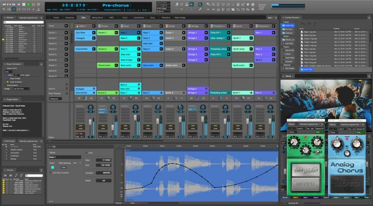 MOTU-Digital-Performer-11-for-macOS-Free-Download-768x424