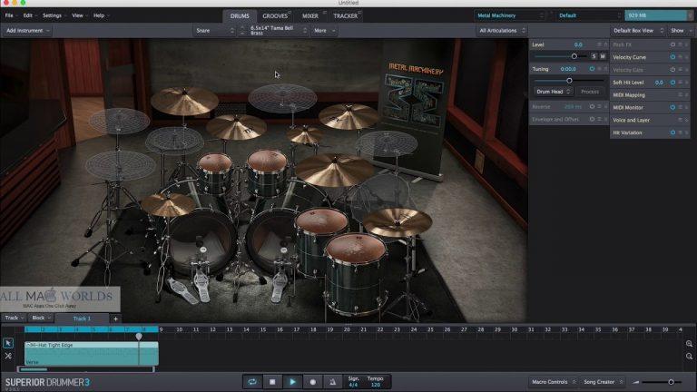 Toontrack-Superior-Drummer-v3.1.7-for-macOS-Free-Download-768x432